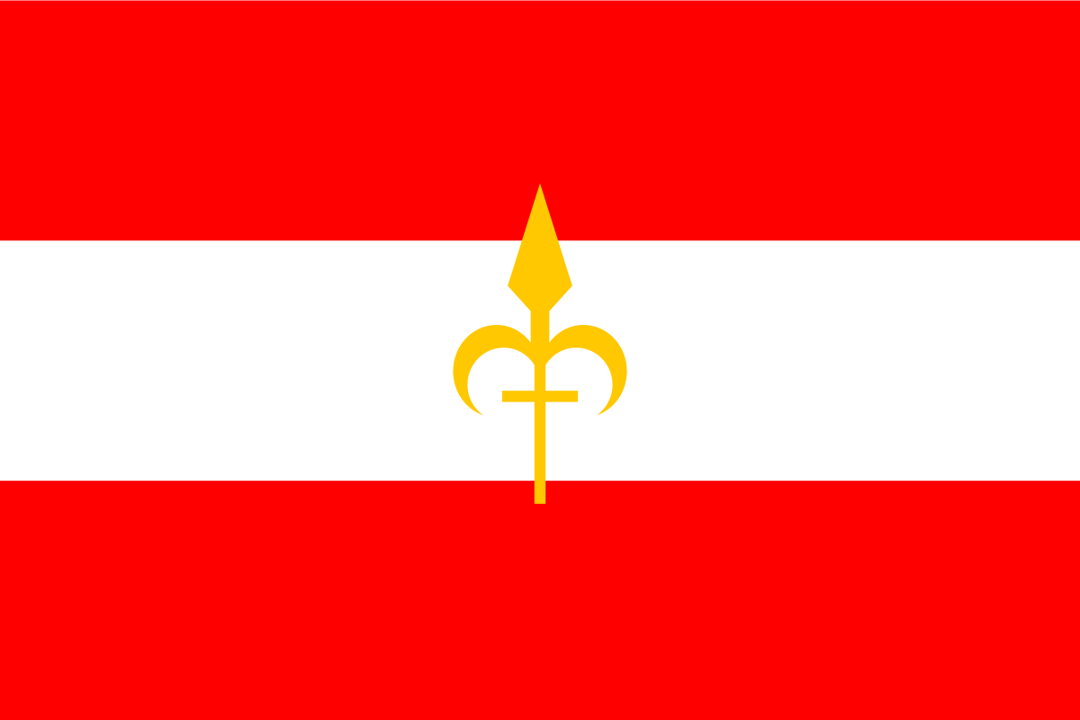 [Austrian Flag of