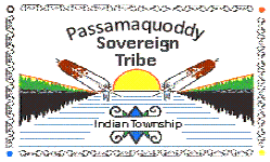 [Passamaquoddy Indian Township flag