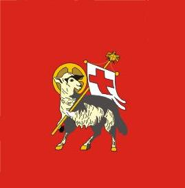 Brixen Bishopric Flag to