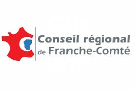 [Franche Comte Regional Council flag to