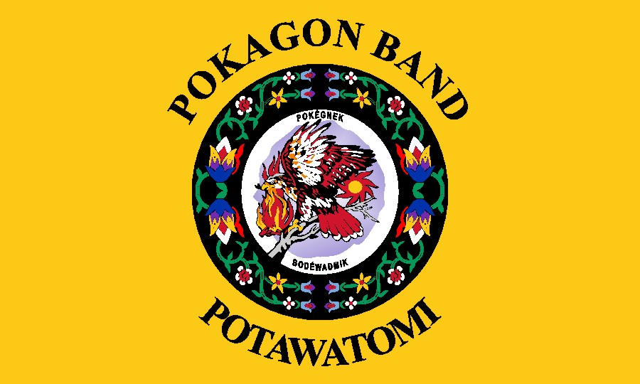 [Pokagon Band of Potawatomi Indians, Michigan and Indiana ]