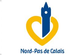[Nord-Pas de Calais Regional council flag
