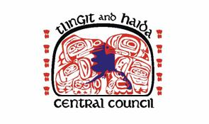 [Tlingit and Haida Indian Tribes Central Council flag (Alaska)]