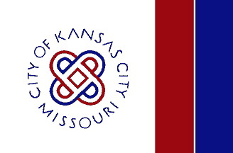 [flag of Kansas City,