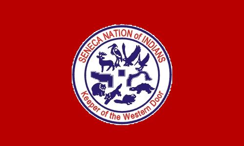 [flag of the Seneca Nation (New York)(US)]